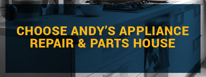 Services At Andy S Appliance Repair Washer Repair