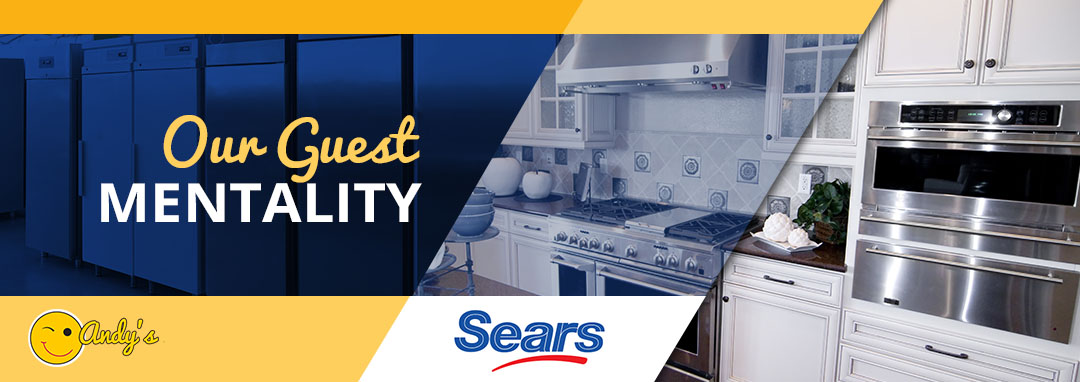 Sears Appliance Repair Gretna - Gretna Goes With Andy's For