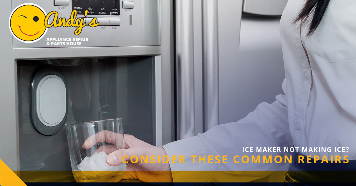 Ice Maker Not Making Ice And Other Repairs Ice Maker Repair In Omaha