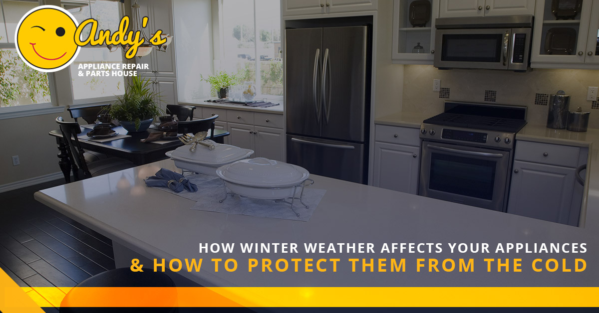 Lincoln Amp Omaha Appliance Care How Cold Weather Affects