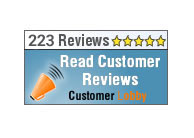 Andy's Appliance Customer Lobby Reviews Graphic